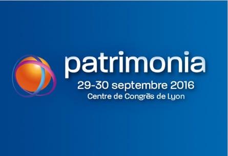 JP Distribution sera présent sur le salon Patrimonia 2016 à Lyon le 29 et 30 septembre