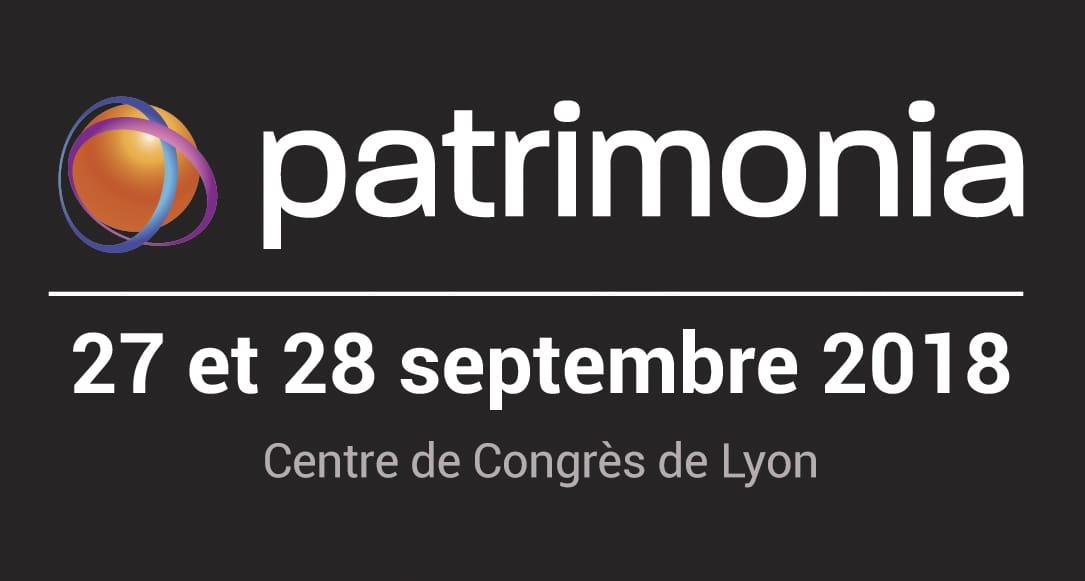 PATRIMONIA 2018 : Retrouvez JP Distribution les 27 et 28 septembre